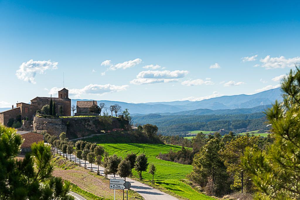 Castellar de la Ribera / Autor: Òscar Rodbag - Turisme Solsonès