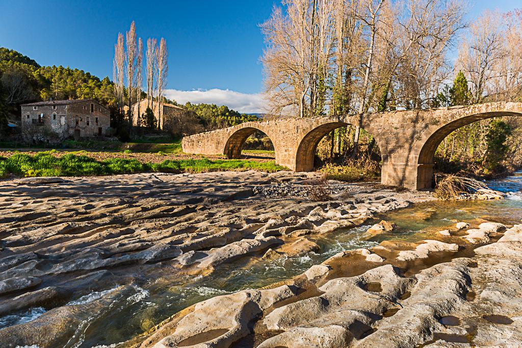 Ribera Salada / Autor: Òscar Rodbag - Turisme Solsonès