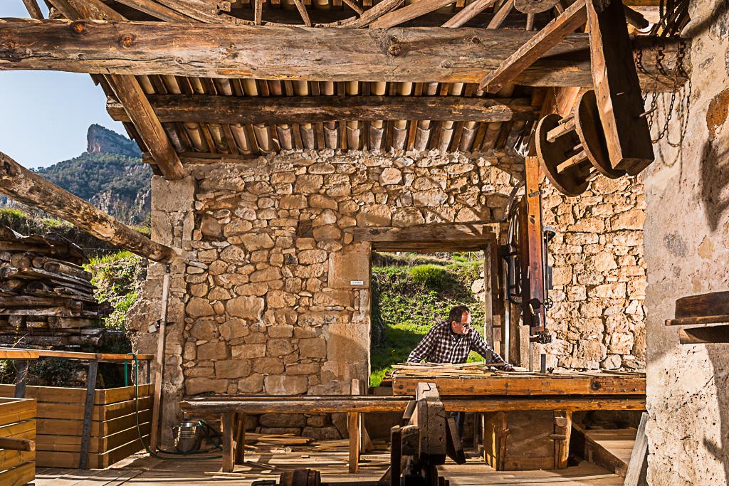 Ecomuseu de la Vall d'Ora / Autor: Òscar Rodbag - Turisme Solsonès